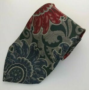 Mens Light Brown Floral Flower Suit Tie Handky Spring Necktie Pocket Square Set