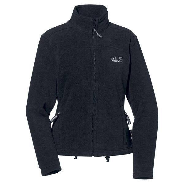 Jack Jacket Fleece Women Vertigo Wolfskin OqwwHap4X