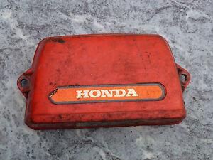 HONDA-NC50-EXPRESS-AIRBOX-COVER-LID-GENUINE