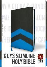 Guys Slimline Holy Bible (2015, Imitation Leather)