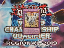 Blue-Eyes Twin Burst Dragon Secret Rare 1st M//NM Yugioh MP17-EN056
