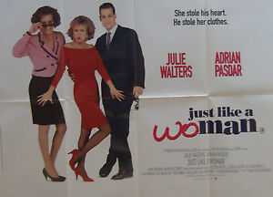Julie-Walters-JUST-LIKE-A-WOMAN-1992-Original-movie-poster