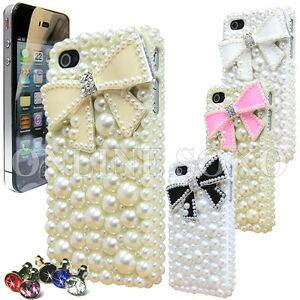 FOR-APPLE-iPHONE-4-4s-5-s-CRYSTAL-DIAMOND-BLING-CASE-COVER-FREE-SCREEN-PROTECTOR