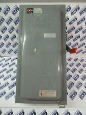 Cutler Hammer 4105h2443h 100 Amp 240 Volt 3p3w Vintage Disconnect Os