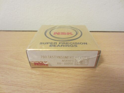 NSK 7907A5TYNSUMP4Y SUPER PRECISION BEARING FAFNIR 3MM9307WI