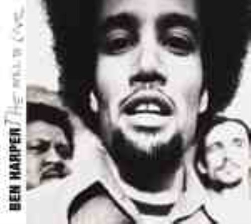 1 of 1 - Ben Harper - The Will to Live   *** BRAND NEW CD ***