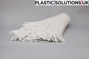 yellow pack of 20 pcs //flat strips// PP Plastic welding rods 6mm