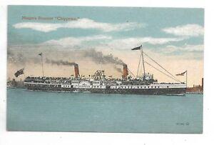 Niagara-Steamer-CHIPPEWA