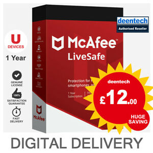 McAfee-LiveSafe-2020-Unlimited-Devices-1Year-Genuine-Authentic-License-Windows