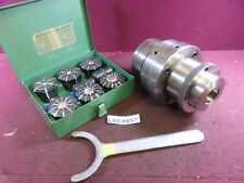 Brown Amp Sharpe 13 Jacobs Collet Chuck With Collets Loc8857