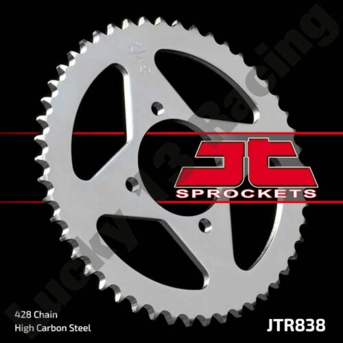 JT 42T 428 pitch rear sprocket for Yamaha RD 125 75-77 YBR125 05-16 RS 100 75-81
