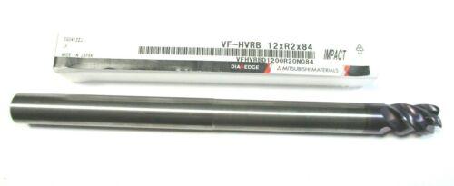 VHM Torusfräser Schaftfräser lang Ø12 xR2x84x160 VF-HVRB v Mitsubishi Neu A6017