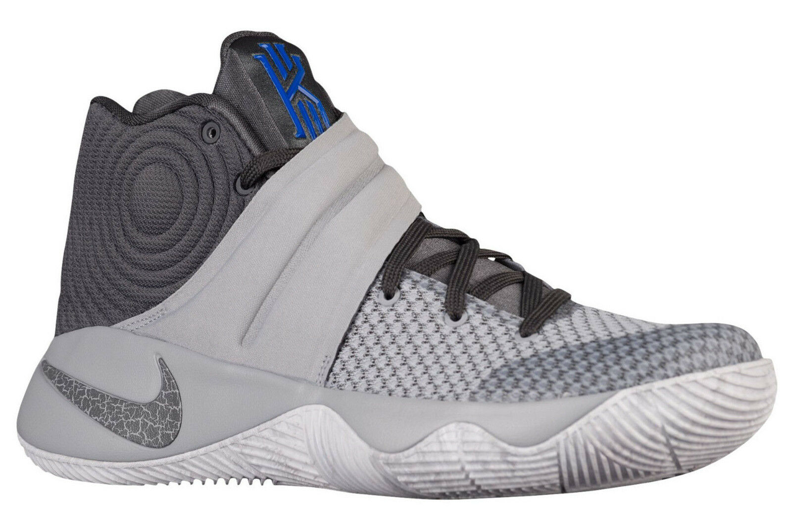 NIKE Kyrie 2 sz  Edition Wolf  Gris  Cool  Gris  Bleu Killer Crossover