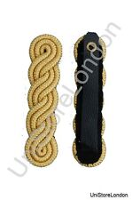 Shoulder Cord in Gold Mylar 3 ply x 5 curls 0231