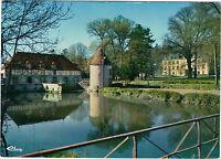 28 - cpsm - CHAUDON - Château de Mormoulins - Colonie de St Ouen