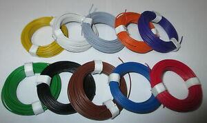 1m-Cuivre-Toron-Flexible-18x0-10-10-Anneaux-A-10-Metre-Neuf
