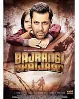 Bajrangi Bhaijaan (2015) - Salman Khan, Kareena Kapoor Hindi Bollywood Movie Dvd