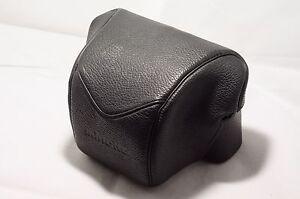 Minolta-Camera-Case-for-SR-Black-As-Is-M-35