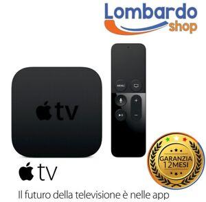 APPLE-TV-4-QUARTA-GENERAZIONE-32GB-A1625-HDMI-WLAN-SIRI-REMOTE-CONTROLLER
