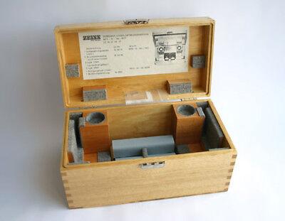 Carl Zeiss Aerotopo Brückenstereoskop Stereoskop Box