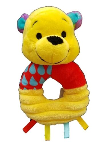 "Disney Winnie the Pooh Ring Rattle 5/"" Approx"