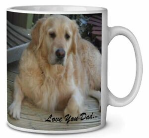 Dog Gifts for Women Crazy Golden Retriever Lady Dog Mom Owner Coffee Mug Tea Cup