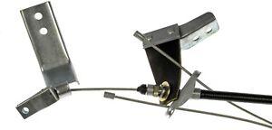 Parking-Brake-Cable-4WD-Standard-Cab-Pickup-Rear-Left-Right-Dorman-C660066