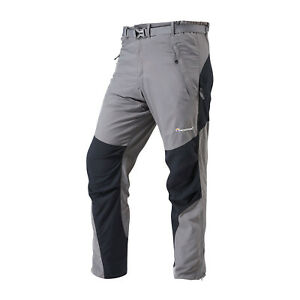 Montane Terra Pants Mens Short Leg Graphite