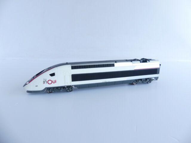 JOUEF JUNIOR TGV DUPLEX CARMILLON  INOUI MOTRICE