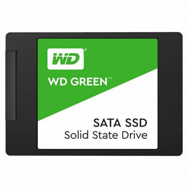 "WESTERN DIGITAL WD 2.5"" SATA 6 Gb/s 545MB/s Solid State-Laufwerk 480GB SSD sm GR"