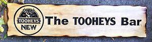 The-Tooheys-Bar-Rustic-Pine-Timber-Sign