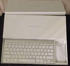 Apple Magic Mouse A1296 + Tastiera Bluetooth A1314 QWERTY