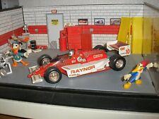 Rare Cnn Raynor Door Holiday Inn 10 Lola Irl Indy 500 Race Car 4 Parts Restore