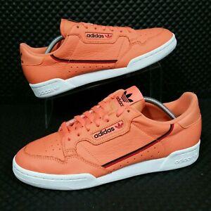 Novo * Adidas Original Continental 80 (Masculino Tamanho 10