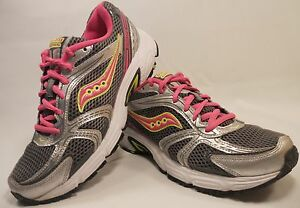0b38f10b4cab ❤️Saucony® Oasis Grid 15096 Running Shoes Women's Sneakers Gray ...
