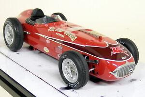 Carrousel - Échelle 1 1/18 - 4503 Kurtis Kraft Roadster 1956 Indy 500 Roger Quartier # 19