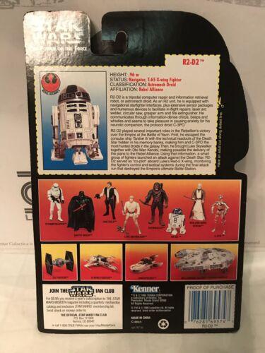 Le De R2 Pouvoir Force Wars d2 Autographiée La Star 6t1p5xq4wA