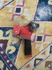 New Listingred Scotch Tape 3m Dispenser Hand Held Packing Tape Gun For 2 Tape Roll
