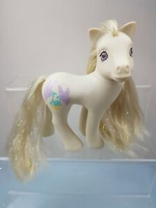 My-Little-Pony-G1-Vintage-Pony-Bride-Wedding-Pony-1989-CHINA