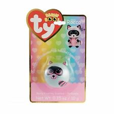 Ty Beanie Boos Rocco Lip Balm - Berry Frosting Scented - .35 oz - FREE SHIPPING