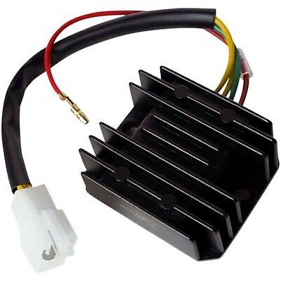 RICK/'S MOTORSPORT ELECTRIC 14-304 Lithium-Ion Compatible Rectifier Regulator