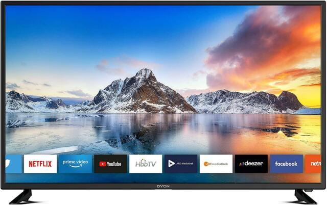 Dyon Smart 43 XT LED TV (43 Zoll (108 cm), Full HD, Smart TV, Triple Tuner)