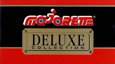 Majorette Deluxe Collection 1991 Modellauto-prospekt Model Cars F Gb Nl D E I üPpiges Design