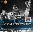 Live in Cologne 1963 by Oscar Peterson/Oscar Peterson Trio (Vinyl, Feb-2015, 2 Discs, Delta)