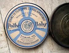"""FILM 9,5mm - 1947 -1er FILM DE JEAN ROUCH """"AU PAYS DES MAGES NOIRS"""" PATHE BABY"""
