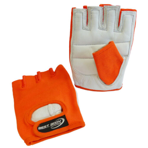 Best Body Nutrition Gloves Power Orange