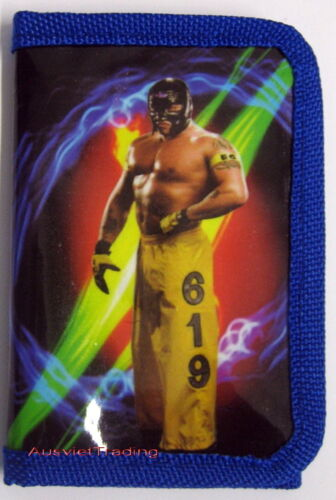 FABULOUS WWE REY MISTERIO WALLET//PURSE-IDEAL FOR SCHOOL