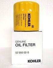 OEM Kohler Oil Filter 52 050 02-s 5205002-s Small Gas Engine Lawn Mower