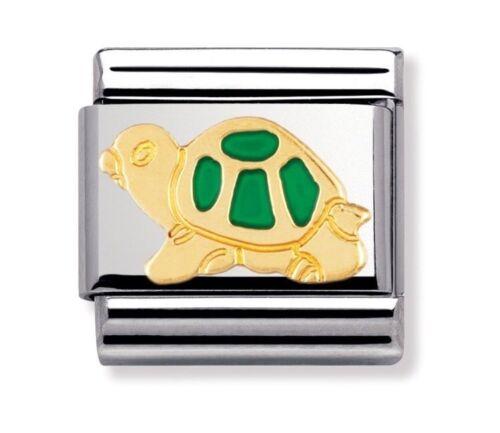 Nomination Charm Green Tortoise RRP £22
