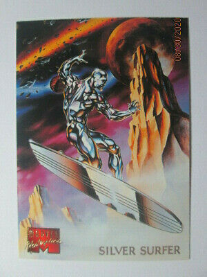 1995 Marvel Masterpieces #89 Silver Surfer. 1 Single Base Card
